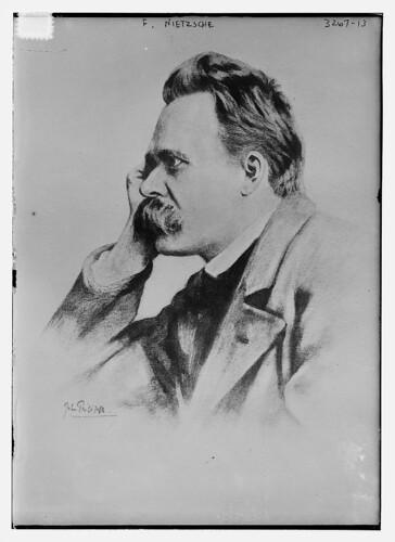 F. Nietzche (LOC) de la Biblioteca del Congreso