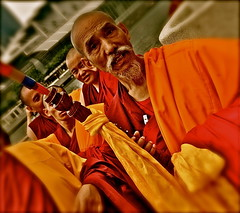 BUDDHIST MONKS (ggl0908) Tags: niceshot ringexcellence musictomyeyeslevel1