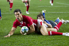 Mike Phillips 15/10/2011