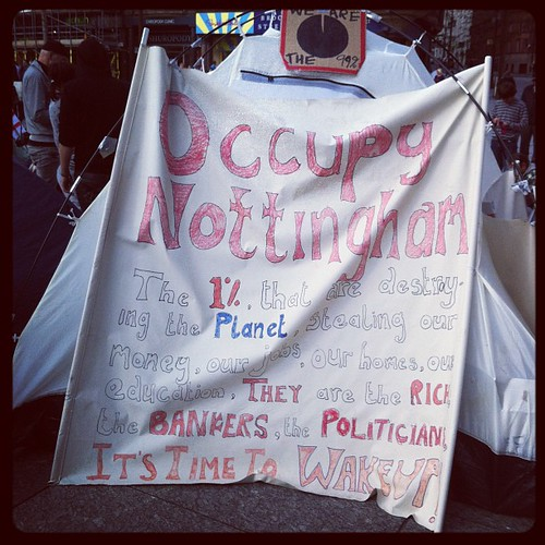 Thumbnail for Occupy Nottingham
