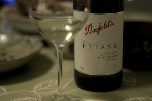 2008 Penfolds Thomas Hyland Riesling