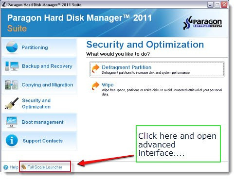 Paragon hard disk manager 2010 - торрент.