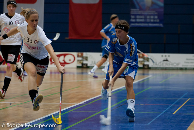 1. MaXxPrint Bundesliga Damen - UHC Sparkasse Weißenfels - MFBC Wikinger Grimma - 15.10.2011