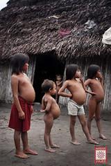 25_los_chicos_curiosos (Viajes Ambar Madrid) Tags: naturaleza trekking amrica venezuela selva choroni caribe tepuyes yanomami tribus campamentos roraimatepuy