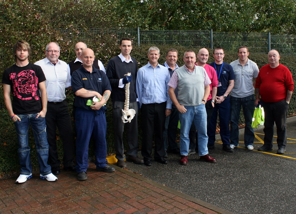 Manual Handling Course Rugby 2011