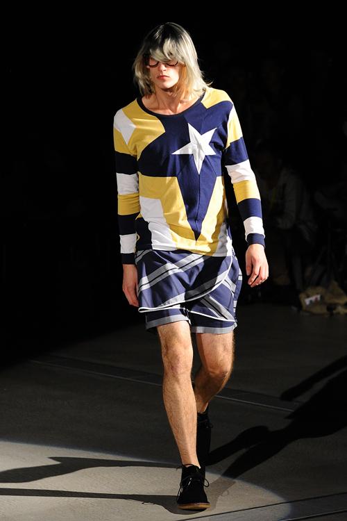 SS12 Tokyo yoshio kubo035_Henry Evans(Fashion Press)