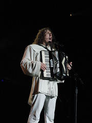 CIMG2819 (DKoontz) Tags: music rock washingtondc dc concert funny casio wierd accordian exilim apocolypse warnertheater weirdalyankovic exf1