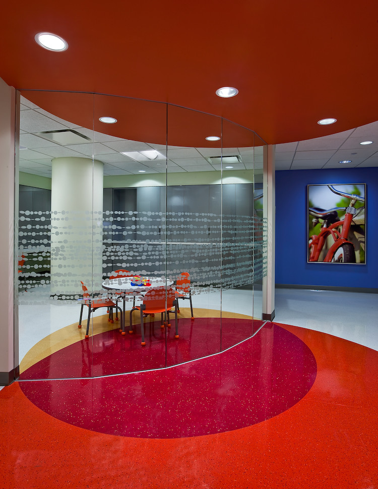 Central DuPage Hospital - Azrock Installation