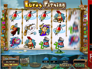 Lucky Fishing slot game online review