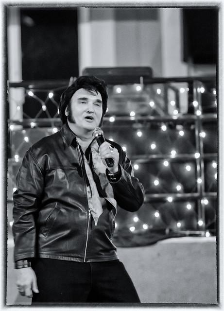 I found Elvis!!