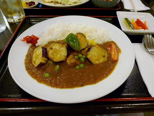 Yasai Curry