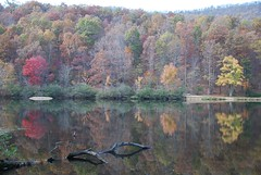 Sherando Lake (Ranedrop Productions) Tags: autumn fall va sherando sherandolake