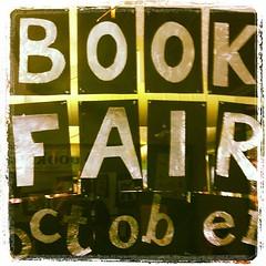 School Book Fair! Kids excited