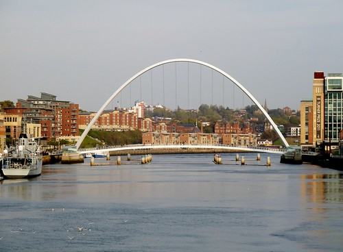 Millennium Bridge, Newcastle
