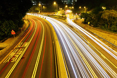traffic (leungchopan) Tags: china road street city blue light urban motion blur color building bus car architecture night speed skyscraper way movement twilight highway automobile downtown driving cityscape view traffic dynamic dusk background transport chinese trails dramatic fast blurred center scene move structure busy transportation highrise vehicle metropolitan gettyimageshongkongmacauq2 gettyimageshongkongmacauq3