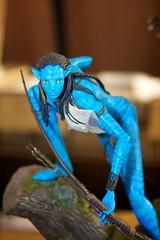 Avatar Statue