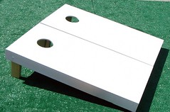 Primered Cornhole Boards