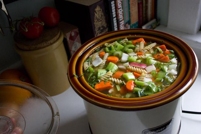 Veggie Noodle.