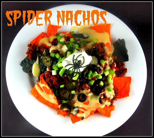 Spider Nachos 1