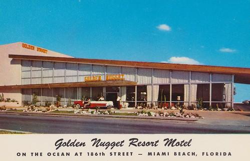 Golden Nugget Motel Sunny Isles Beach Fl