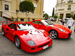 Rosso Scuderia (Benoit CHOW) Tags: california blue red black paris color london car sport yellow canon lumix photography crazy nice nikon dubai bc geneva benoit cannes turquoise uae ferrari casino monaco special panasonic exotic chrome f coche chow 40 50 abu dhabi edition exclusive supercar spotting matte qatar roadster f40 ajman ksa arabs sjh qtr sarajah srajah