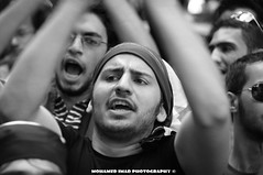 Syrin guy protesting (Mohamed Imad Photography) Tags: freedom embassy cairo revolution syria         29102011 safwathegazy