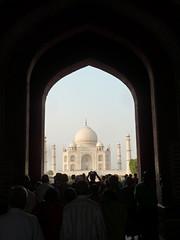 Taj Mahal in Agra - 05