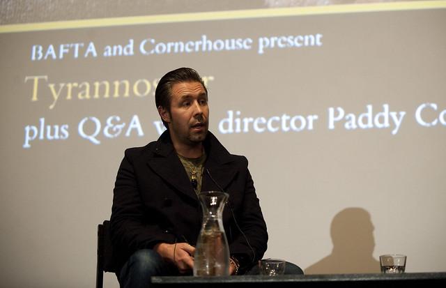 BAFTA Paddy Considine 22