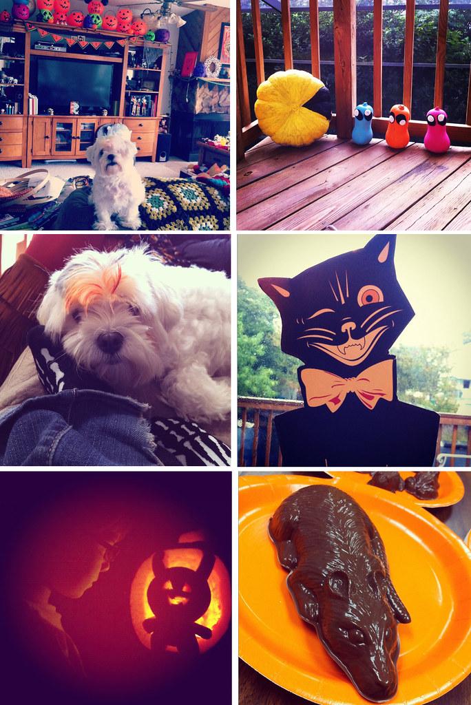 Strumpets Halloween