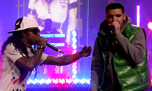 Drake ft LIL WAYNE MOTTO TAKE CARE BONUS