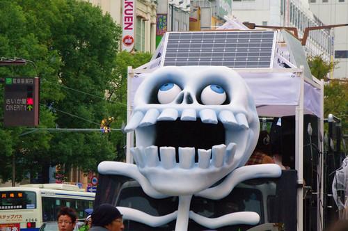 KAWASAKI HALLOWEEN 2011 Parade IMGP8650
