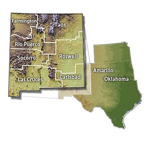 New Mexico Blm Maps Backcountry Navigator