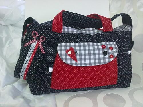 Saco para o bebé by ♥Linhas Arrojadas Atelier de costura♥Sonyaxana