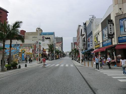 国際通り @ 沖縄