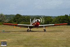 G-BXGO - WB654 - C1 0097 - Private - De Havilland DHC-1 Chipmunk 22 - Panshanger - 110522 - Steven Gray - IMG_6589