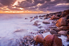 Scituate Sunrise (chris lazzery) Tags: sunrise massachusetts scituate canonef1740mmf4l leefilters 5dmarkii