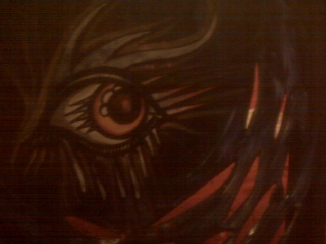 Preview of new painting I finished tonight.