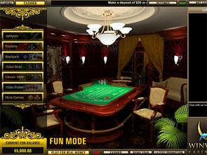 Winward Casino Lobby