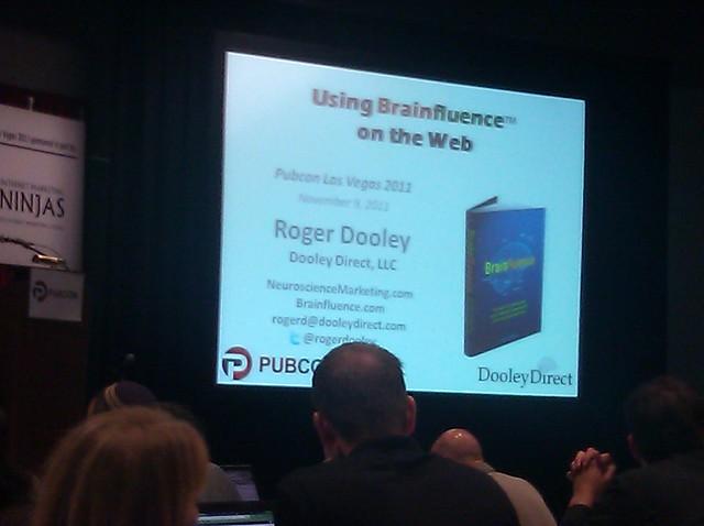 Neuromarketing Session PubCon