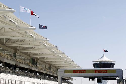 GP Abu Dhabi F1
