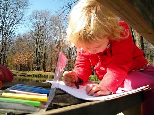 preschool by the pond