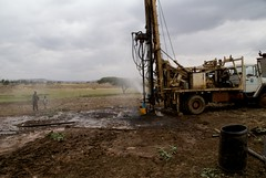 Water well drilling (For-ethiopia) Tags: water well drilling 2011 wells2011