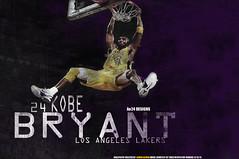 KOBE BRYANT (Aaron Olivar) Tags: basketball los angeles nike kobe bryant nba lakers mvp blackmamba