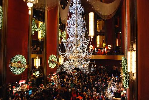 The Art Deco Lobby