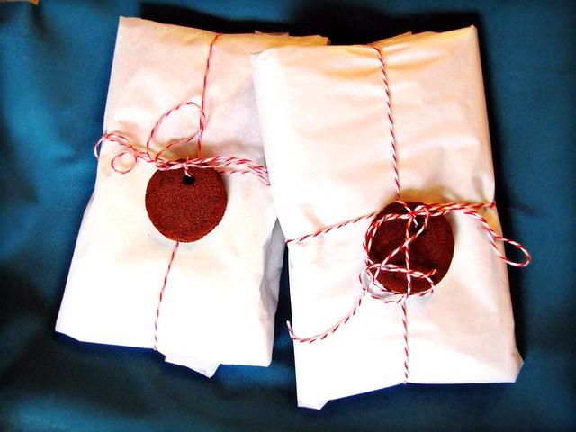 Cinnamon Ornament Tie Ons