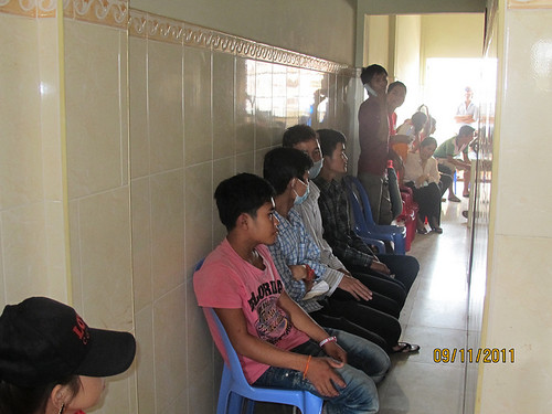 Cambodia WAD Testing 7