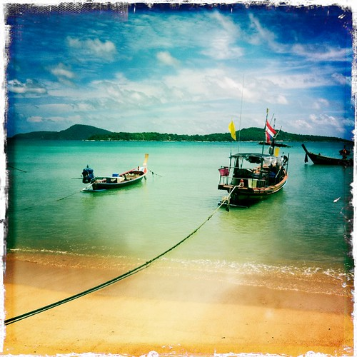 Boats in Thailand 2