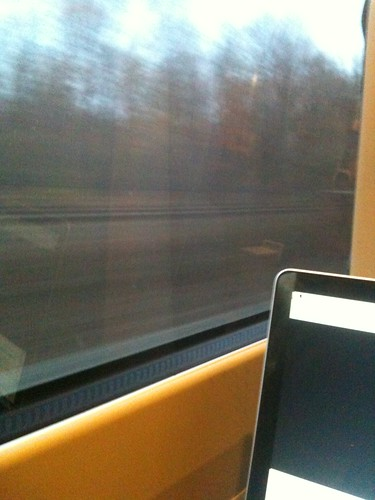 Toronto-Montreal : Wireless Internet service by VIA Rail