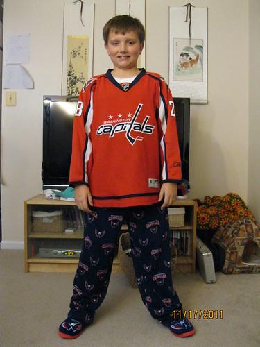 11/17/11: First quarter grades: Nicholas