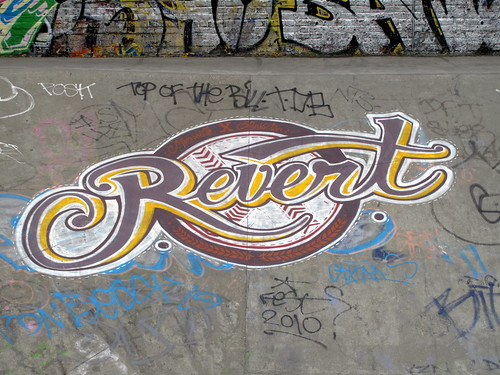 Revert graffiti by duncan, on Flickr
